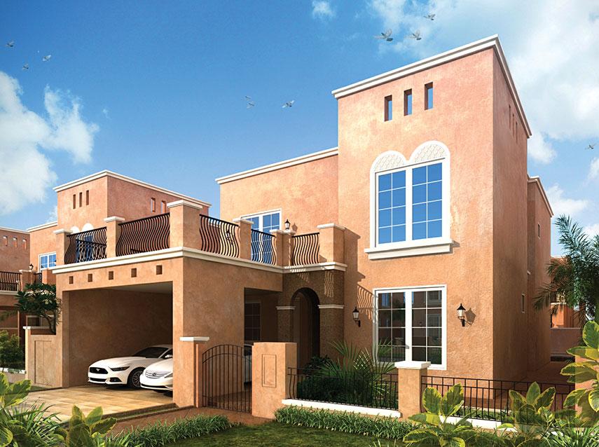 Villas (468) & Associated infrastructure works, Nad Al Sheba, Dubai