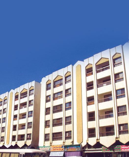 4 Buildings for DSSCB
