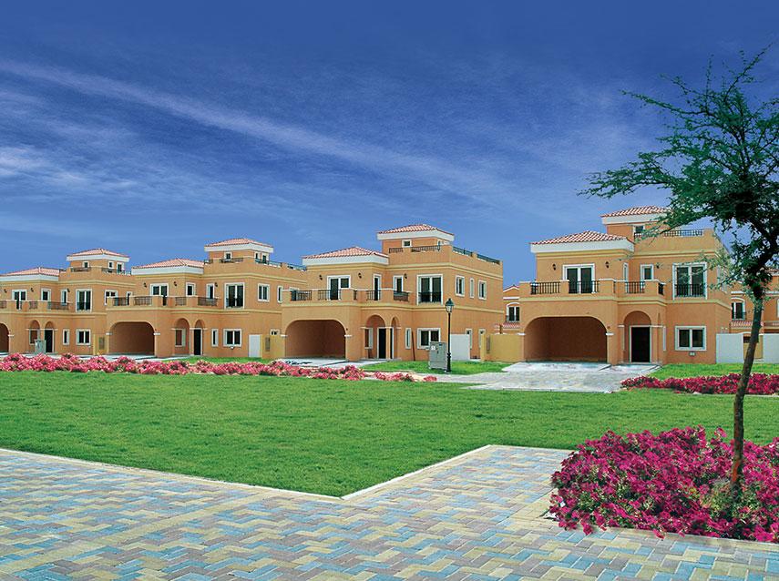 335 Villas (104+ 79+ 152)