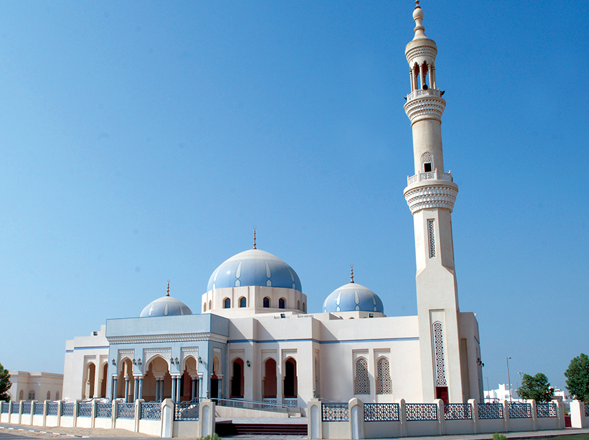 3 Mosques